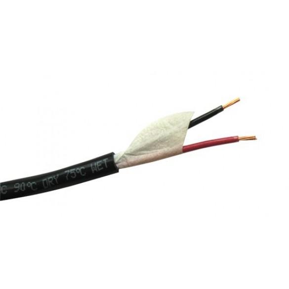 BFT 2 Core Black Solar Panel Cable - KCAB2BR