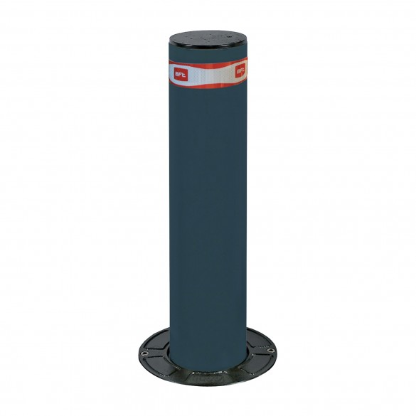 BFT Dampy B 115/500 Semi-Automatic Gas Bollard (Stainless Steel) - P970083-1 (Painted Steel Model Shown As Example)