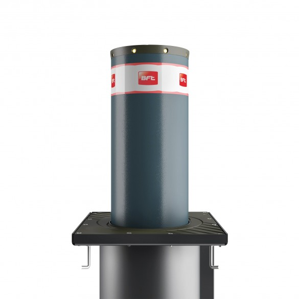 BFT Pillar B 275/600 Automatic Bollard (Stainless Steel) - P970092-1