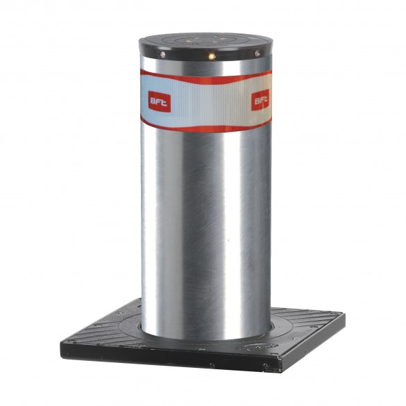 BFT Ranch C 275/600 Fixed Traffic Bollard (Stainless Steel) - P970111-1