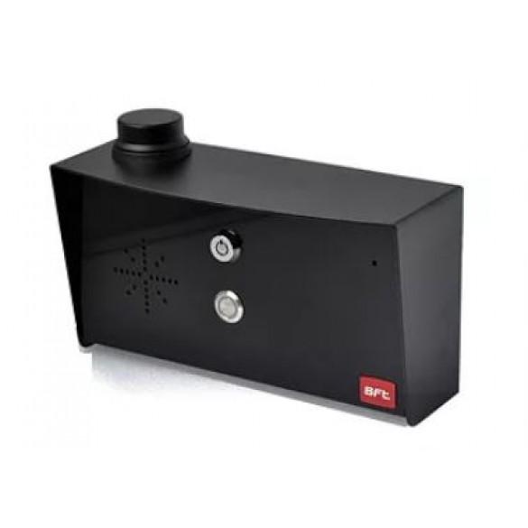 BFT Cellular Call Box W/ No Keypad- Pedestal Mount - BFTCELL4G-NKP