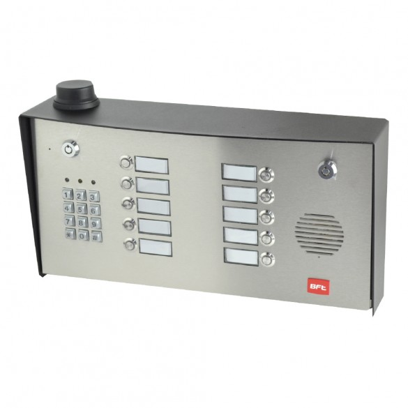 BFT Cellbox with 10 Button Keypad - BFTGSMPLUS-10B