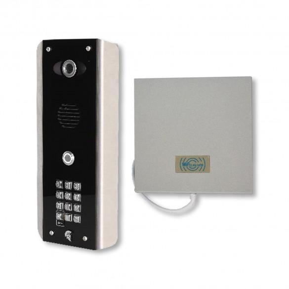 BFT Praetorian Guard Intercom Kit With Keypad - Surface Mount - PRAE-IP-ABK