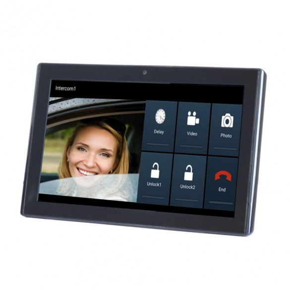 """BFT WIFI Video 10"""" Touch Screen Monitor - BFT-WIFI-TOUCH-II"""