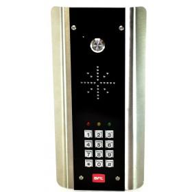 BFT Cellular Callbox Prime With Keypad - Surface Mount - BFTCELL-PRIME-E - Black