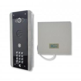 BFT Praetorian Guard Intercom Kit With Keypad - Flush Mount - PRAE-IP-FBK