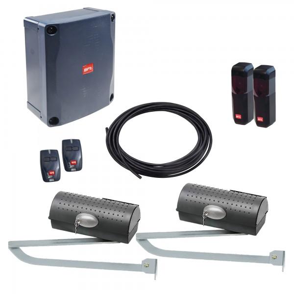 BFT IGEA BT UL DUAL KIT SE Electromechanical Double Swing Gate Operator Kit - KIGEA-UL-D-SE