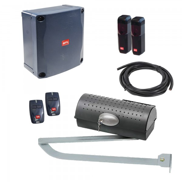 BFT IGEA BT UL SINGLE KIT SE Electromechanical Swing Gate Operator Kit - KIGEA-UL-S-SE