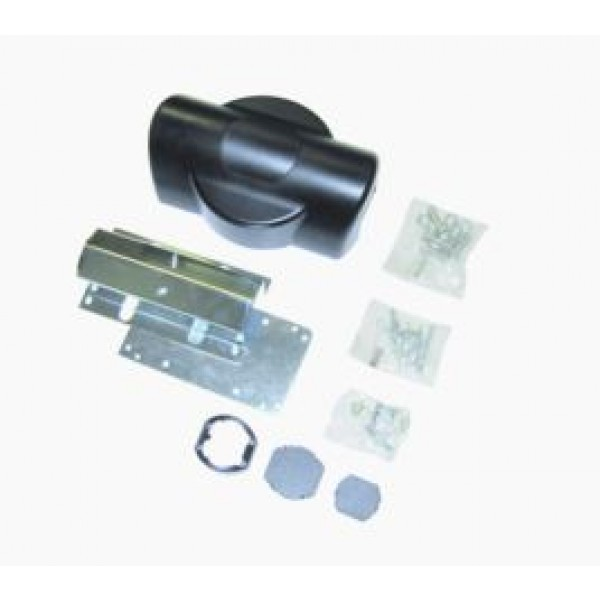 BFT Round Boom Installation Kit for Moovi Operators - N999653