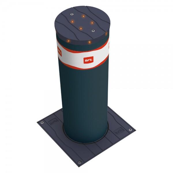 BFT Dampy B 219/700 Semi-Automatic Gas Bollard (Stainless Steel) - P970087 00002
